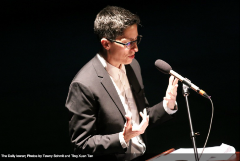 Recap: Alison Bechdel at Mission Creek Festival