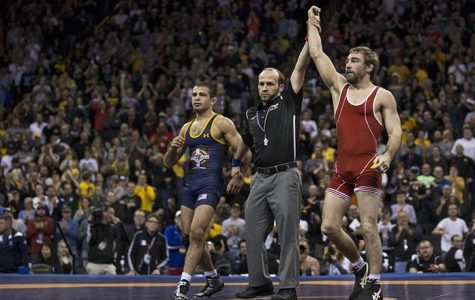 Dennis on road to Rio; Ramos to leave Iowa City