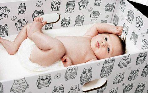 Thinking inside the box: Johnson County agencies push 'baby boxes'