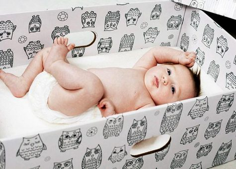 Thinking inside the box: Johnson County agencies push 'baby boxes'