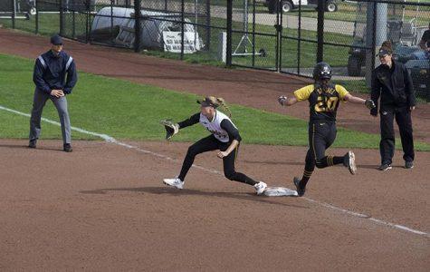 Softball stumbles yet again