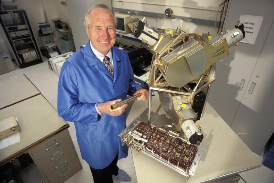 Donald Gurnett Department of Physics and AstronomyThe University of Iowa