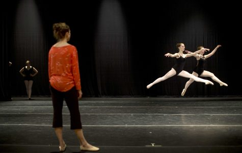 Dancing through the advent of spring: University of Iowa Youth Ballet and School of Dance to present Spring Concert Friday through May 15