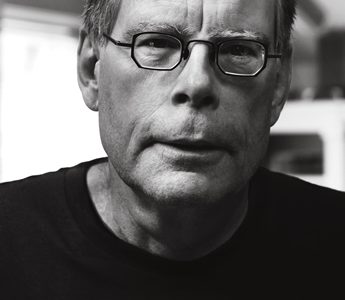 """Master of horror"" Stephen King set to read at Englert"