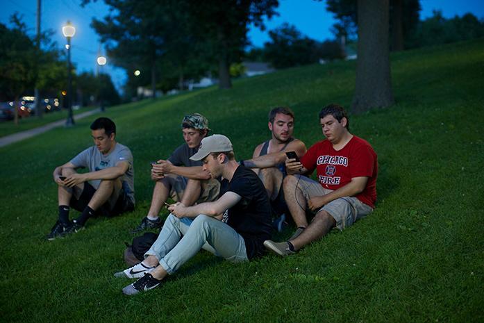 Today's Photos (07/12/16) – The Daily Iowan