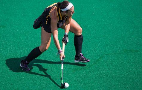 Field hockey aims for balanced scoring