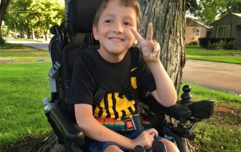 Kid Captain: Rising above medical conditions