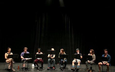 International Writing Program, theater ride Global Express