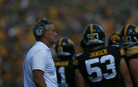 This loss might just bug Ferentz for a while