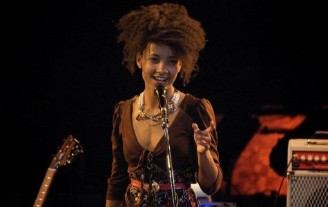 Daily Iowan Q&A with Grammy Award-winning artist Esperanza Spalding