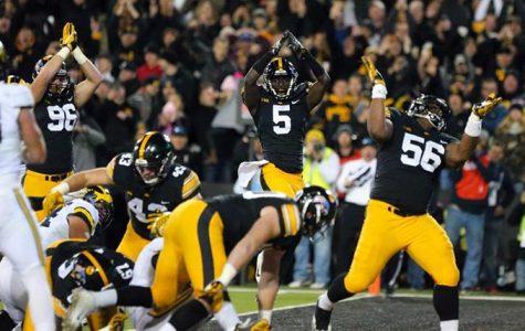 Football Photos: Iowa vs. Michigan