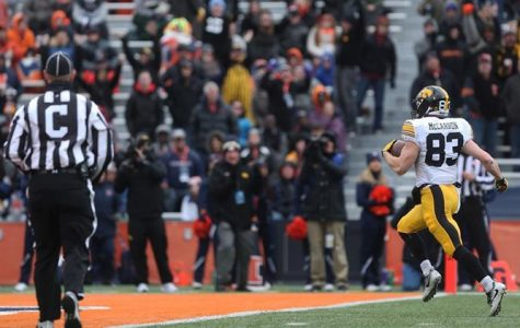 Football Photos: Iowa vs. Illinois