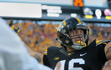 Iowa headed to the Outback Bowl