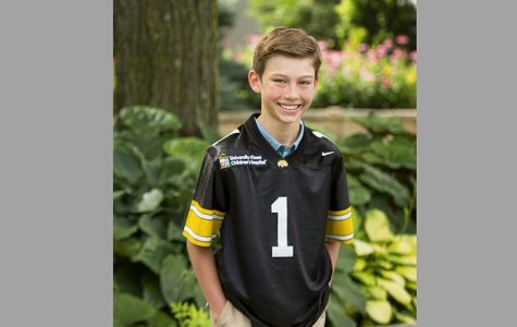 Kid Captain lives up to famous name