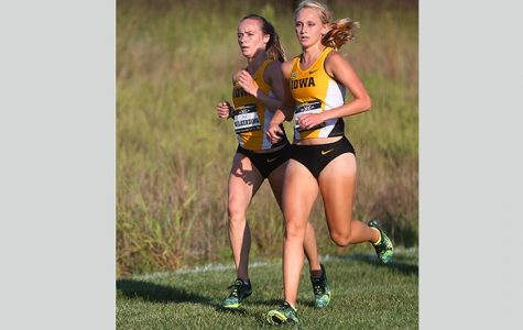 Iowa cross-country's second finishers become No. 1 after competing at Bradley and Wisconsin