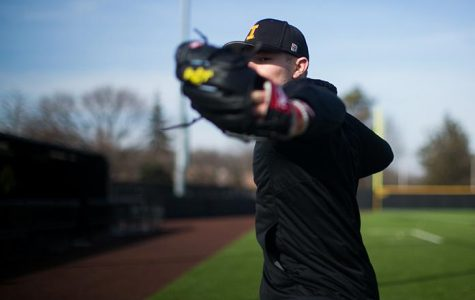 Hawkeye baseball wonders about the bullpen