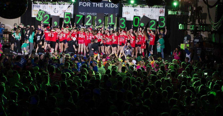 Dance+Marathon+23+raised+a+grand+total+of+%242%2C572%2C130.23.+%28The+Daily+Iowan%2Ffile%29