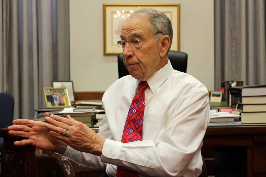 Grassley%2C+Ernst%3A+Iowa+trade+to+be+protected+in+NAFTA+renegotiation