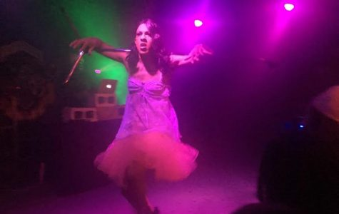 Mykki Blanco lights up the Blue Moose