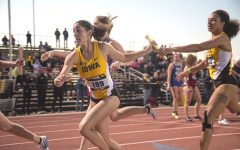 Iowa women's track looks to improve on ranking