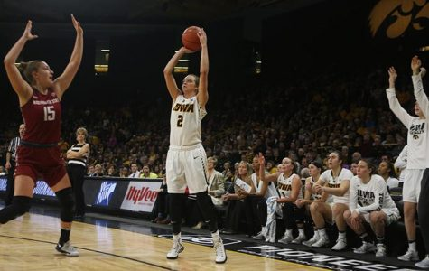 Disterhoft shines, in and out of spotlight