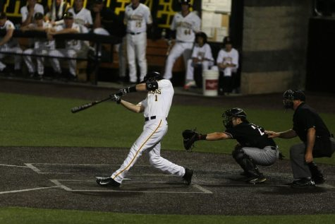 Iowa baseball drops Game 2 to Michigan State