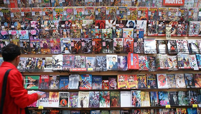 Smith: Diversity isn't killing comics