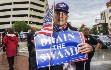 Iowa Divided: Trump Rally Cedar Rapids