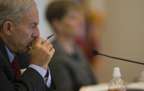 Regents executive director resigns