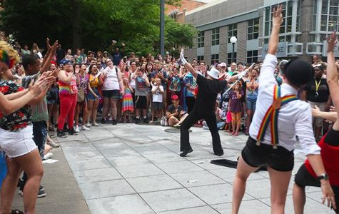 Cooking up a musical storm in Iowa City