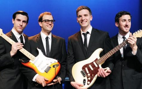 Buddy Holly returns, alive, well, and ravin'