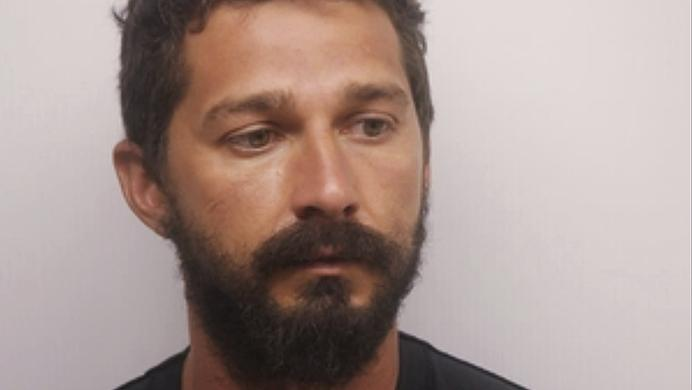 In+this+Saturday%2C+July+8%2C+2017+photo+released+by+the+Chatham+County+Sheriffs+Office%2C+actor+Shia+LaBeouf+poses+for+a+booking+photo%2C+in+Savannah%2C+Ga.+LaBeouf+has+been+released+from+a+Georgia+jail+after+posting+%247%2C000+bond+on+charges+of+public+drunkenness.+In+addition+to+the+public+drunkenness+charge%2C+he+also+was+arrested+for+disorderly+conduct+and+obstruction.+Further+details+surrounding+the+arrest+were+not+immediately+available.+%28Chatham+County+Sheriffs+Office+via+AP%29