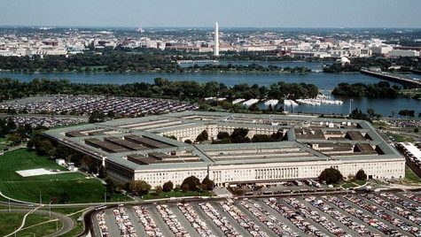 The Pentagon, headquarters of the Department of Defense.  DoD photo by Master Sgt. Ken Hammond, U.S. Air Force.