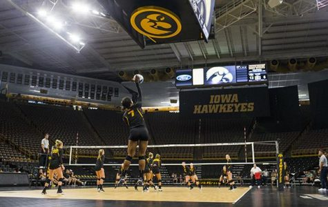 Volleyball serves up tough slate of games