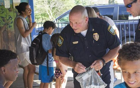 Police, community bond in Night Out
