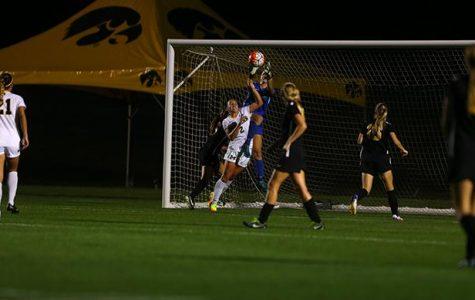 Iowa's sophomores deliver kick