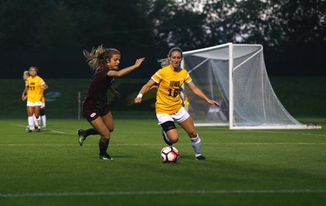 Nebraska-Iowa soccer gets postponed