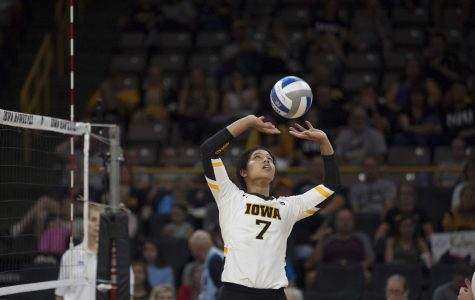 Volleyball chalks up another conference W