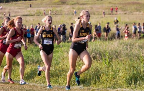 Hawkeye cross-country facing tough competition in Indiana