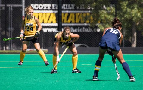 Iowa field hockey to clash with Indiana