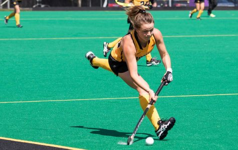 Australian freshman Murphy proving herself for field hockey