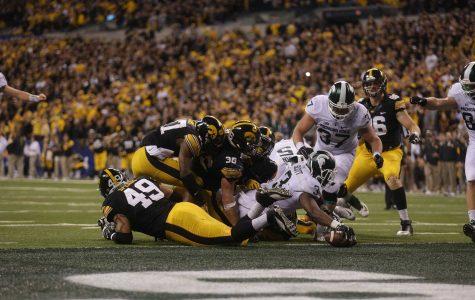 Behind enemy lines: Michigan State