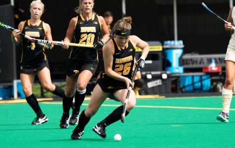 Field hockey rebounds after loss