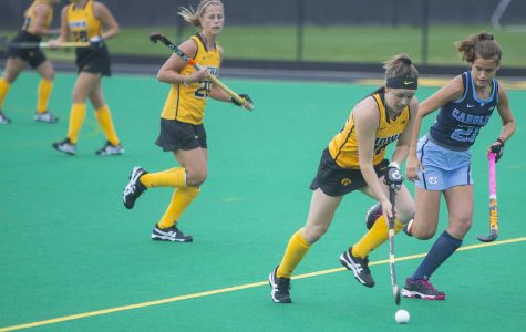 Hawkeyes ready to shine both times against New Hampshire