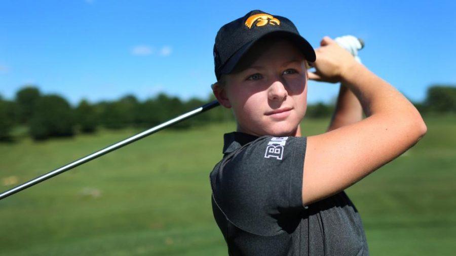 Iowa+golfer+Morgan+Kukla+poses+for+a+photo+during+media+day+at+Finkbine+on+Tuesday%2C+Aug.+25%2C+2015.+Iowa+will+host+their+annual+Diane+Thomason+Invitational+on+Step.+12-13+at+Finkbine.+%28The+Daily+Iowan%2FMargaret+Kispert%29