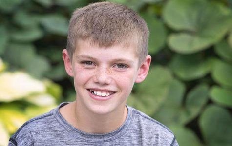 Kid Captain to walk on field in Kinnick with half a heart, all of life