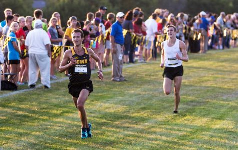 Hawkeye cross country took home two individual titles in Nebraska