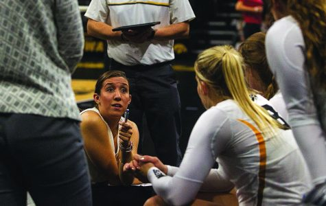 A tale of two roles for Iowa volleyball aid