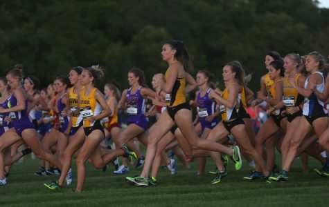 Iowa cross-country squads head to the Big Ten Championships