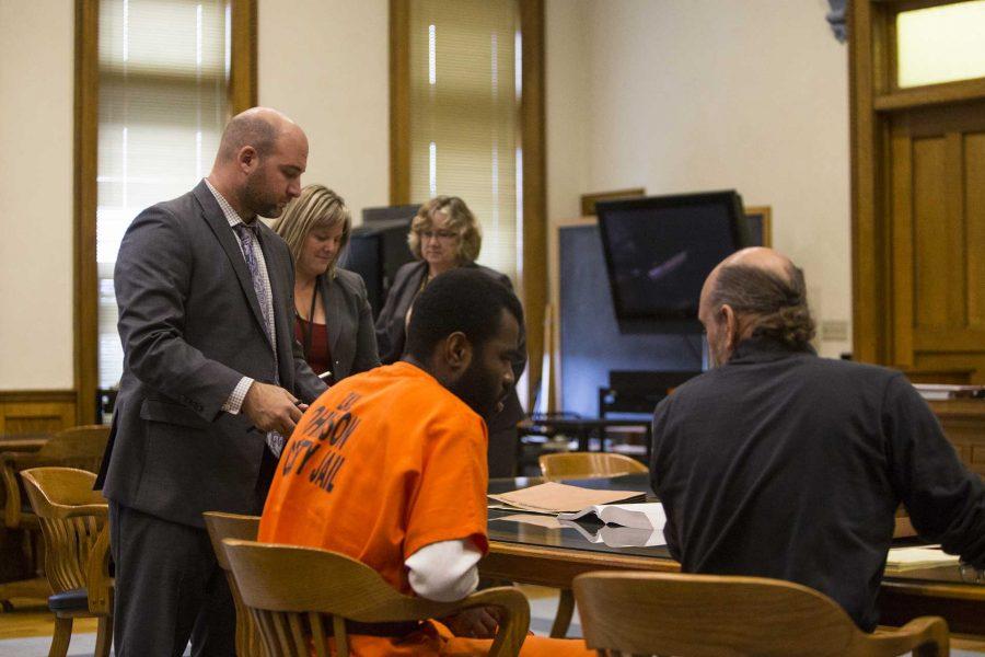 Photos: Lamar Wilson Johnson County court hearing (10/27 ...